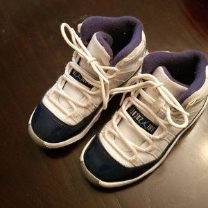 Boy's Jordan's